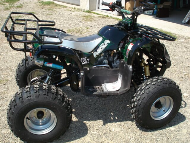 ATV Hummer 8 125 cmc