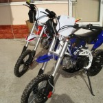Dirt Bike de vanzare 125 cmc