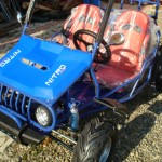 BUGGY Safari Hunter 150 cmc