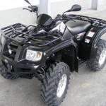 QUAD 4x4 New Force 500 cmc