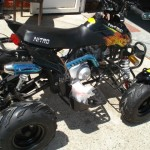 ATV Leopard Nitro 125cc