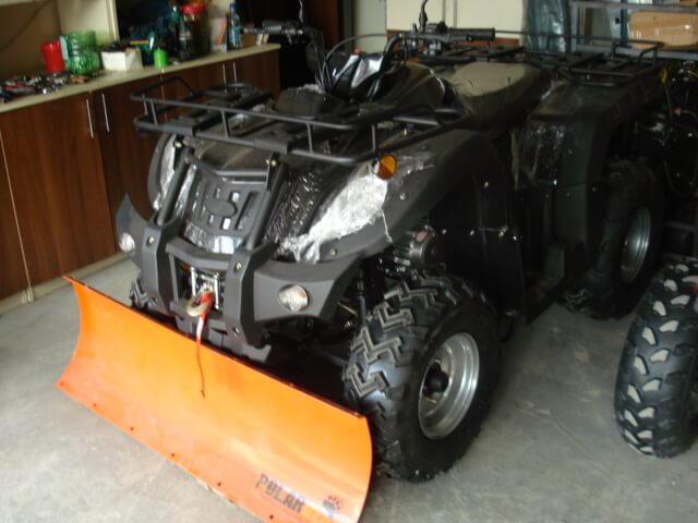 ATV Mega Hummer Rebel 300cc