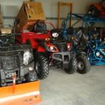 ATV Mega Hummer Rebel 300cc
