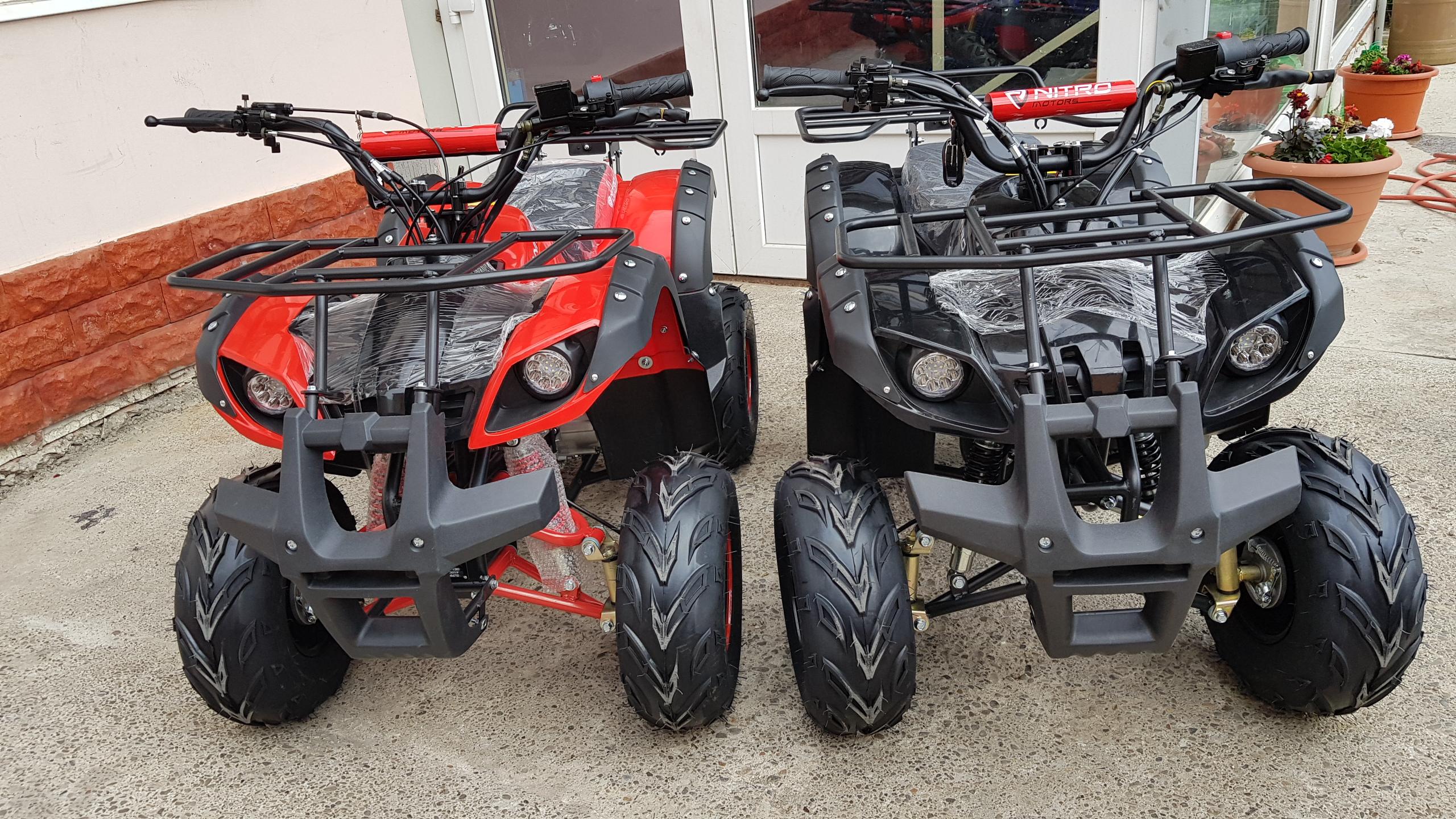 ATV HUMMER GRIZZLY 7 inch Model Nou 2021
