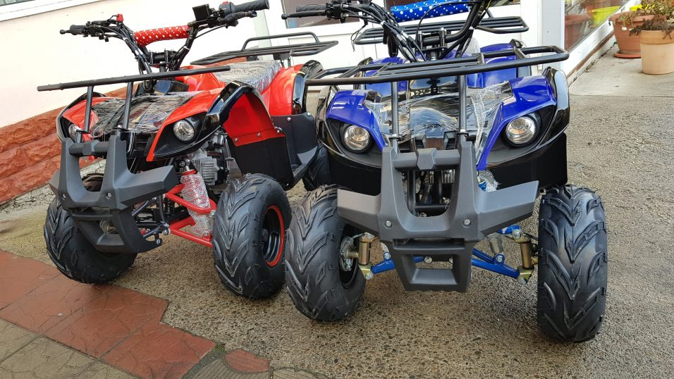 Atv HUMMER GRIZZLY 7 inch Model Nou 2021